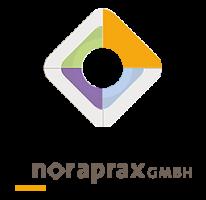 Logo noraprax GmbH